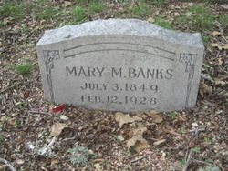Mary M. Banks