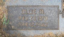 Ollie May <i>Stone</i> Cox
