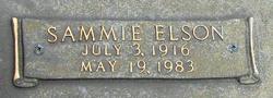 Sammie Elson Herron