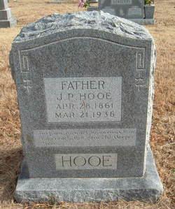 John Pratt Hooe