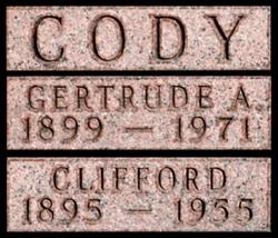 Clifford Cody