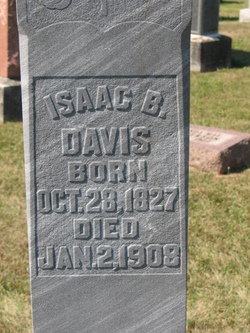 Isaac Boyer Davis