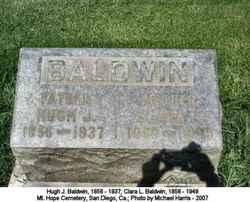 Clara L Baldwin