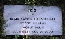 Blair Xavier Carmichael