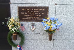 Sgt Bradley John Bergeron