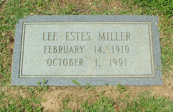 Lee Estes Miller
