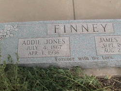 Adeline Addie <i>Jones</i> Finney