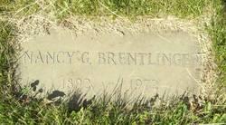 Nancy Hanks <i>Geyer</i> Brentlinger