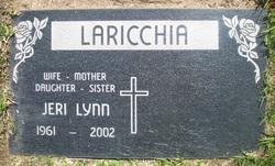 Jeri Lynn <i>Hawver</i> Laricchia