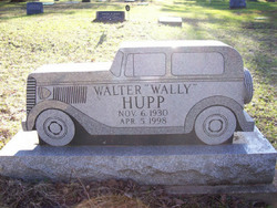 PFC Walter E. Wally Hupp