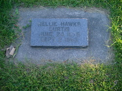 Nellie May <i>Hawkes</i> Curtis