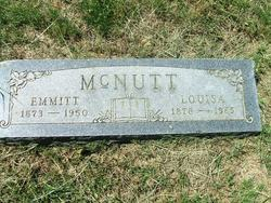 Margaret Louisa Lou <i>Holder</i> McNutt