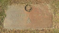 A. Dewey Brown