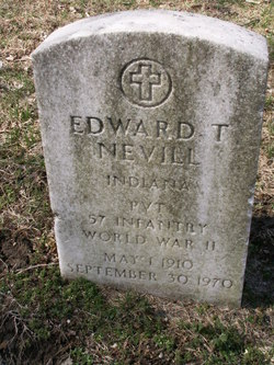 Edward Tyler Nevill