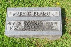 Mary Charlotte <i>Dickens</i> Beamon