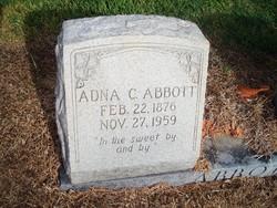 Adna C. <i>Coffman</i> Abbott