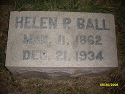 Helen P. Ball