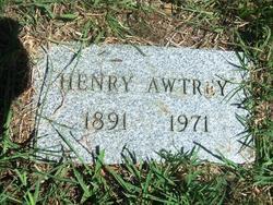Henry Burkett Buck Awtrey
