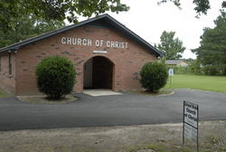Neches Church of Christ Cemetery