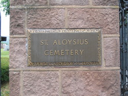 Saint Aloysius Cemetery (New)
