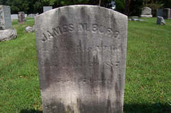 Pvt James M. Burd