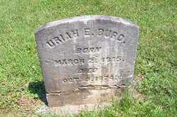 Uriah Emmons Burd