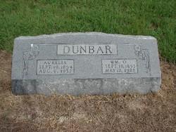William Oliver Dunbar