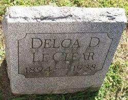 Delca Delsey <i>Post</i> LeClear