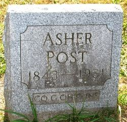 Asher Post