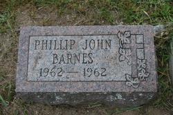 Phillip John Barnes