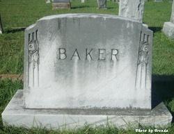 Nancy Jane <i>Daniels</i> Baker