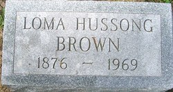 Loma Pearl <i>Hussong</i> Brown