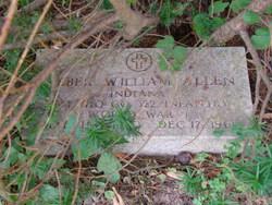 Heber William Allen