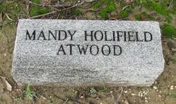 Mandy <i>Holifield</i> Atwood