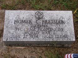 Homer L. Pressler