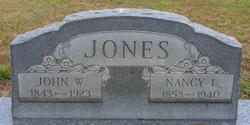 Nancy Susan <i>Lamberth</i> Jones