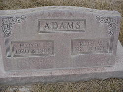 Floyd Lee Adams
