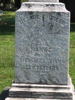 Mary E. Green
