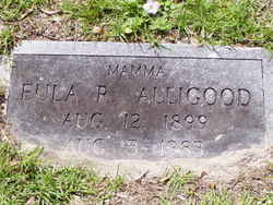 Eula Bell Big Mamma <i>Reagan</i> Alligood