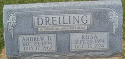 Andrew D Dreiling