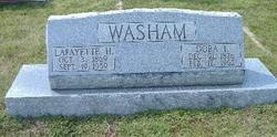 Dora I. Washam