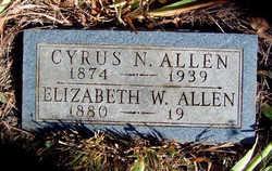 Cyrus Nelson Allen