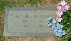 Gertrude <i>Miller</i> Cornish