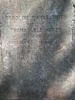 Caroline Banks <i>Smith</i> Huger