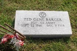 Ted Gene Barger