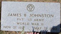 James B Johnston