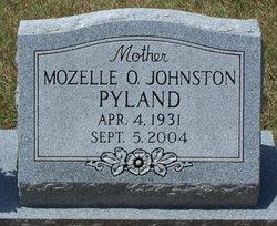 Mozelle Ozetta <i>Armstrong</i> Pyland