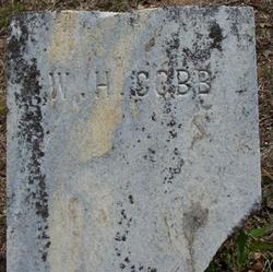 W H Cobb