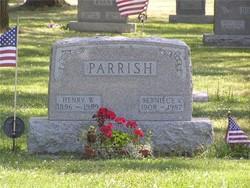 Berniece V Parrish