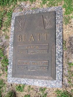 Aaron Blatt